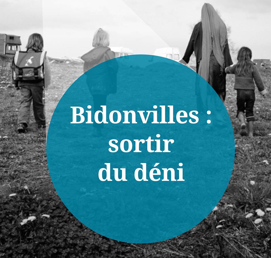 Débat à Sciences Po le 19 janvier 2016 – Bidonvilles : quelles alternatives au déni?
