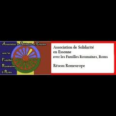 Association de Solidarité en Essonne avec les familles Roumaines, Roms.