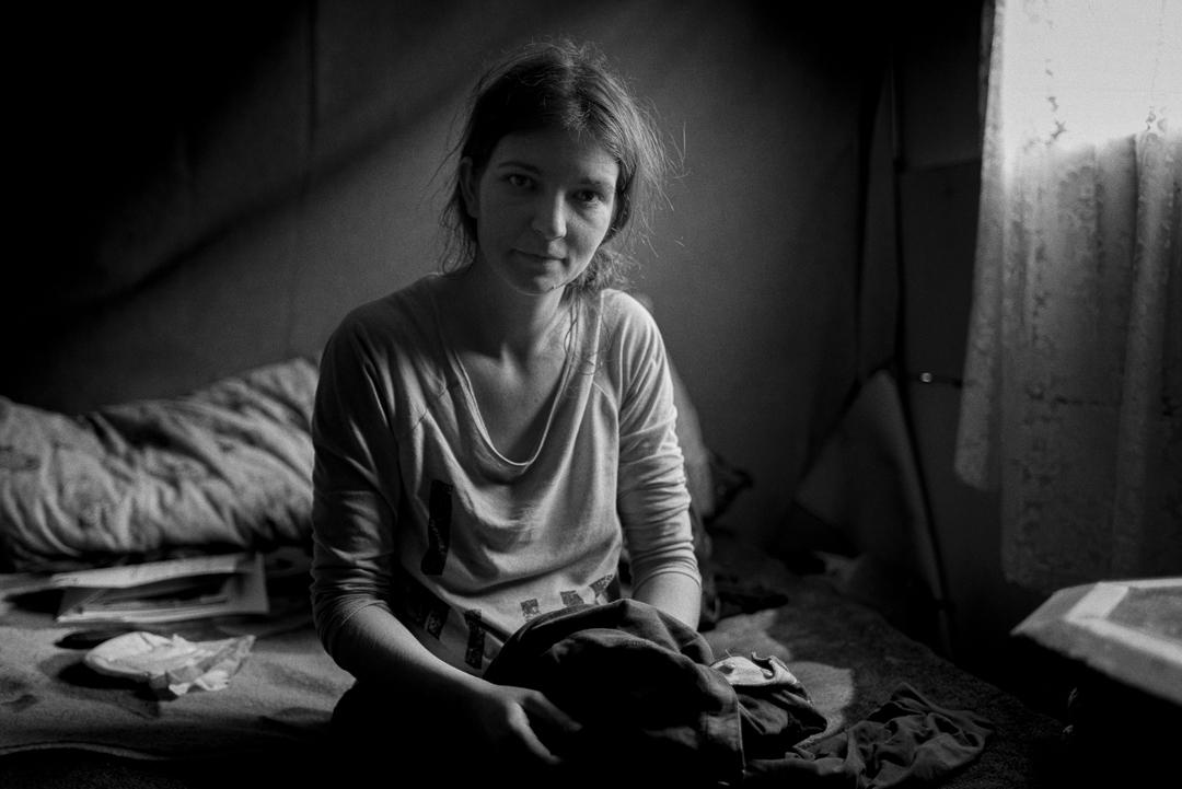 REPORTAGE «De l'intérieur : les derniers jours du bidonville des Poissonniers»